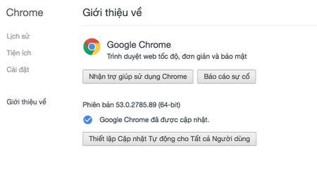 Google Chrome 53 chay nhanh va tiet kiem pin hon - Anh 1