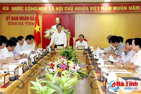 Bo truong Tran Hong Ha: Phai giam sat xa thai cua Formosa 24/24h trong qua trinh khac phuc vi pham - Anh 1