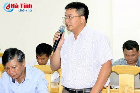 Bo truong Tran Hong Ha: Phai giam sat xa thai cua Formosa 24/24h trong qua trinh khac phuc vi pham - Anh 4