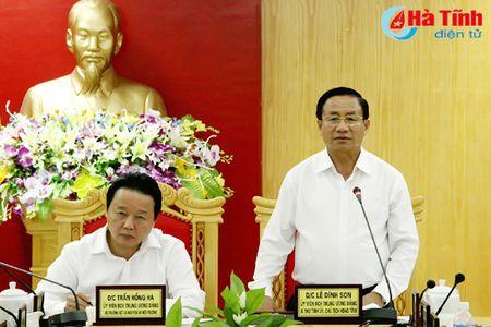 Bo truong Tran Hong Ha: Phai giam sat xa thai cua Formosa 24/24h trong qua trinh khac phuc vi pham - Anh 5
