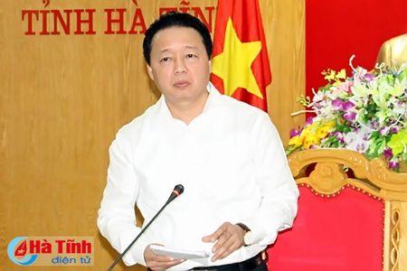 Bo truong Tran Hong Ha: Phai giam sat xa thai cua Formosa 24/24h trong qua trinh khac phuc vi pham - Anh 6