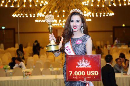 Nguoi dep Ngoc Cham bat ngo gianh A hau 1 doanh nhan the gioi nguoi Viet 2016 - Anh 2
