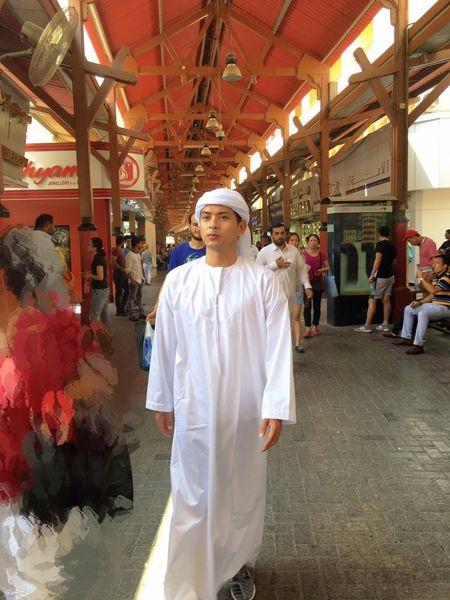 Ca si Ho Quang Hieu mo thanh ty phu dau mo o Dubai - Anh 6
