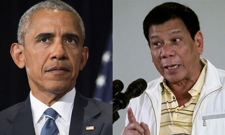 Obama keu goi tong thong Philippines diet toi pham 'dung cach' - Anh 1