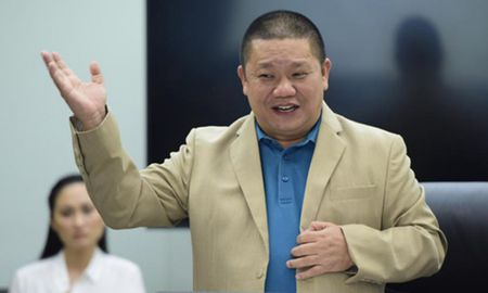 Ong Le Phuoc Vu: Thep Ca Na van chua co giay phep, chua chon nha thau - Anh 1