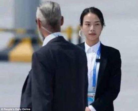 Nu cong an xinh nhu Tay Thi xuat hien tai Hoi nghi G20 - Anh 5