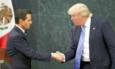 Bo truong Mexico mat chuc sau chuyen tham cua Donald Trump - Anh 1