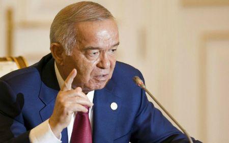 De nhat ai nu bi quan thuc cua Tong thong Uzbekistan - Anh 2