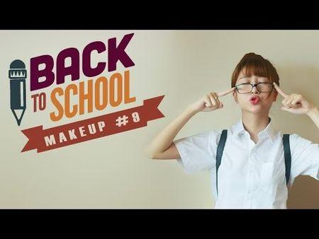 Loat bieu cam sieu dang yeu cua Quynh Anh Shyn trong clip make up challenge moi nhat! - Anh 2