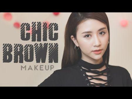 Loat bieu cam sieu dang yeu cua Quynh Anh Shyn trong clip make up challenge moi nhat! - Anh 3
