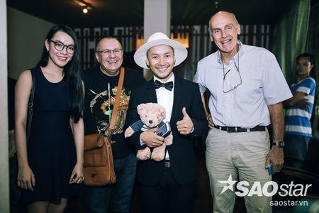 Tien Dat 'dap tra' Hari Won: 'Anh di xa lam roi' trong hop bao ra mat MV - Anh 13