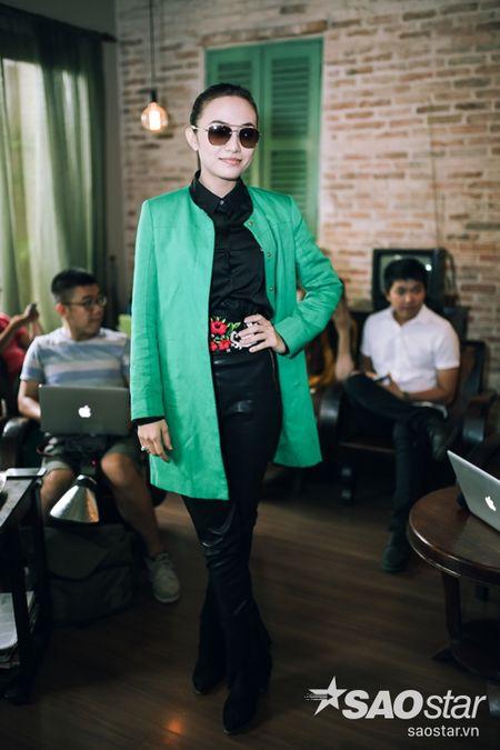 Tien Dat 'dap tra' Hari Won: 'Anh di xa lam roi' trong hop bao ra mat MV - Anh 6