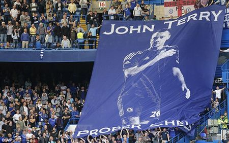 John Terry va nhung ki uc ve Sir Alex Ferguson - Anh 11