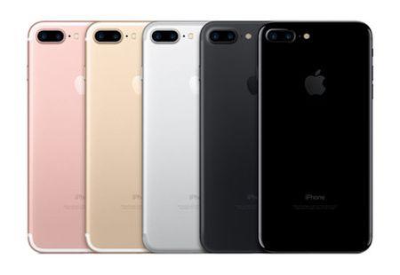 iPhone 7 Black va Jet Black: dau la su khac biet? - Anh 2