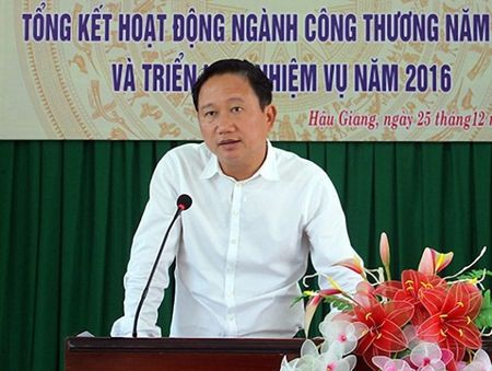 Uy ban kiem tra T.U de nghi khai tru khoi Dang doi voi ong Trinh Xuan Thanh - Anh 1