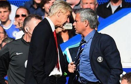 Mourinho mot phen be mat vi kinh dich Wenger - Anh 1
