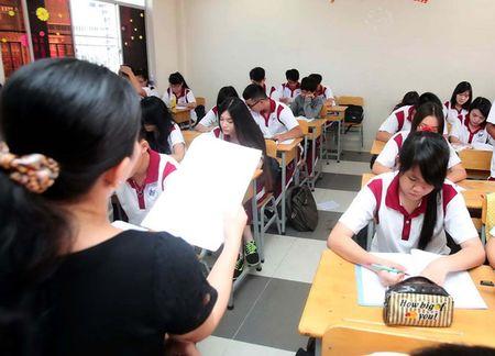 Len phuong an giai quyet giao vien khong du tieu chuan - Anh 1
