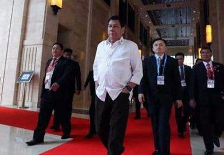 Giai ma do ngong cua Tong thong Duterte - Anh 1