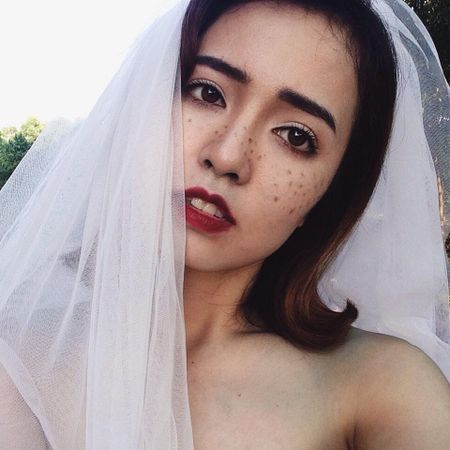 9X Thai Nguyen thuong xuyen bi nham la con gai Tay - Anh 3