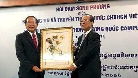 De nghi Campuchia ho tro doanh nghiep CNTT-VT Viet Nam - Anh 2
