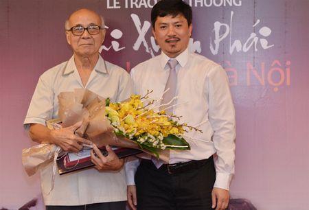 'Ong Tay moc cong' doat giai Vi tinh yeu Ha Noi - Anh 2