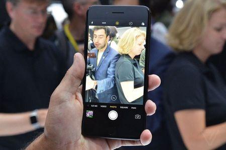 Chiem nguong ve dep me hon cua iPhone 7 ngoai doi thuc - Anh 2