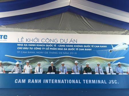 Hon 3.700 ty dong xay dung nha ga hanh khach quoc te Cam Ranh - Anh 1