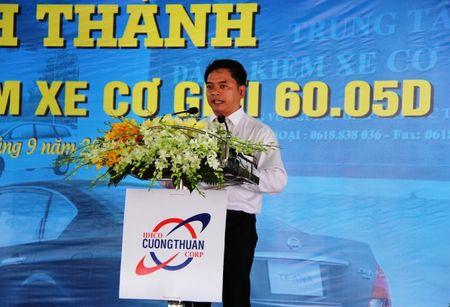 Dong Nai: Khanh thanh Trung tam dang kiem xe co gioi 60-05D - Anh 2