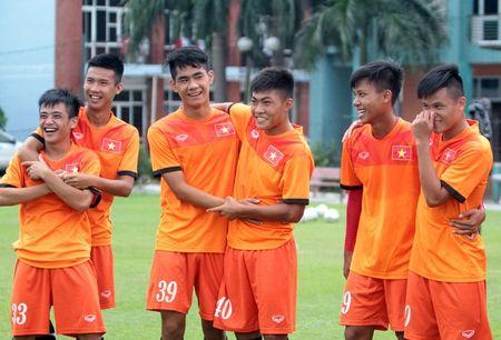 U19 Viet Nam quyet vo dich giai U19 Dong Nam A - Anh 1