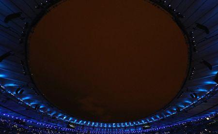 CHUM ANH: Ruc ro va xuc dong le khai mac Paralympic - Anh 2