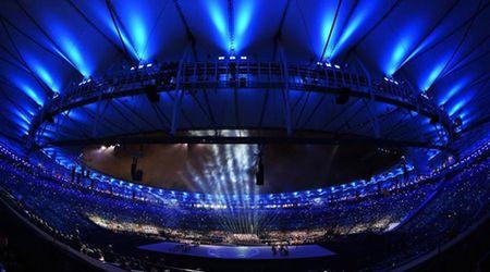 CHUM ANH: Ruc ro va xuc dong le khai mac Paralympic - Anh 3