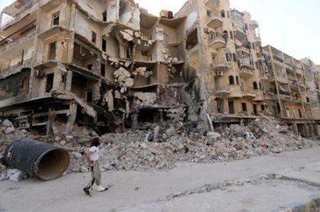 Nga va My nhat tri noi lai dam phan ve Syria tai Geneve - Anh 1