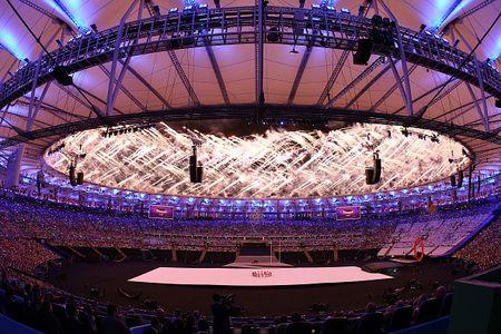 Hinh anh le khai mac day cam xuc cua Paralympic Rio 2016 - Anh 1