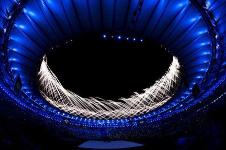 Hinh anh le khai mac day cam xuc cua Paralympic Rio 2016 - Anh 2