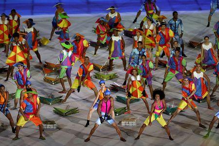 Hinh anh le khai mac day cam xuc cua Paralympic Rio 2016 - Anh 5