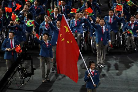 Hinh anh le khai mac day cam xuc cua Paralympic Rio 2016 - Anh 7