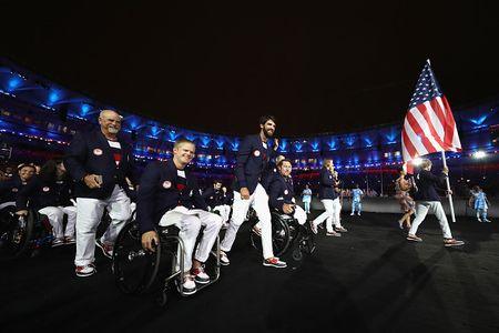 Hinh anh le khai mac day cam xuc cua Paralympic Rio 2016 - Anh 8