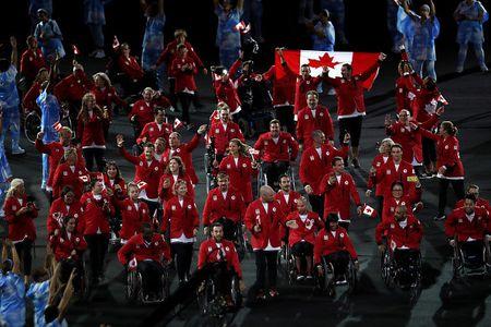 Hinh anh le khai mac day cam xuc cua Paralympic Rio 2016 - Anh 9