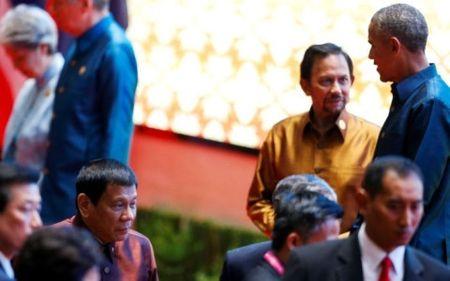 Obama-Duterte 'cham mat' tai ASEAN sau su co ngoai giao hy huu - Anh 1