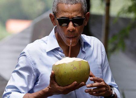 Hinh anh cham toi trai tim trong chuyen cong du cuoi cua ong Obama - Anh 6