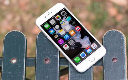 iPhone 6S - smartphone ban chay nhat quy II - Anh 1