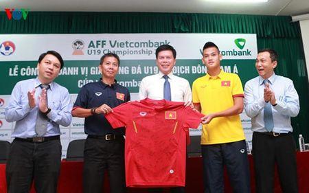 Giai U19 Dong Nam A dong hanh cung nha tai tro moi - Anh 1