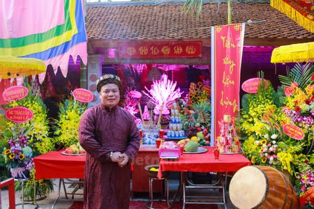 Nghe sy Viet tuong nho Han Van Tinh trong ngay gio to nghe san khau - Anh 10