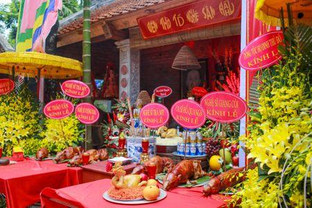 Nghe sy Viet tuong nho Han Van Tinh trong ngay gio to nghe san khau - Anh 2