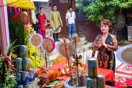 Nghe sy Viet tuong nho Han Van Tinh trong ngay gio to nghe san khau - Anh 6