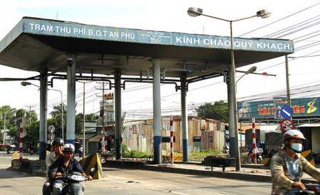Binh Duong mua tram thu phi roi xoa bo: Tien ngan sach - Anh 1