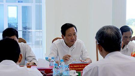 Ong Trinh Xuan Thanh phai co mat o Hau Giang hom nay - Anh 1