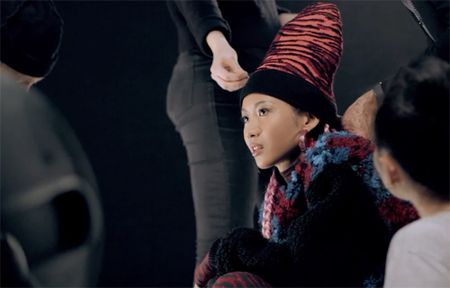 Bat ngo: Suboi lam guong mat dai dien cho H&M x Kenzo - Anh 3