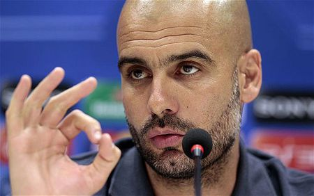 Tham vong cuc lon cua Pep Guardiola tai Man City - Anh 1