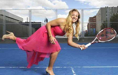 Ve dep khong ti vet cua tan vuong US Open, Angelique Kerber - Anh 6
